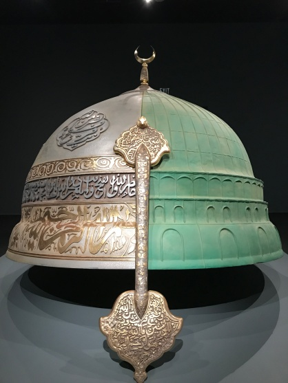 Abdulnasser Gharem, Hemisphere, LACMA