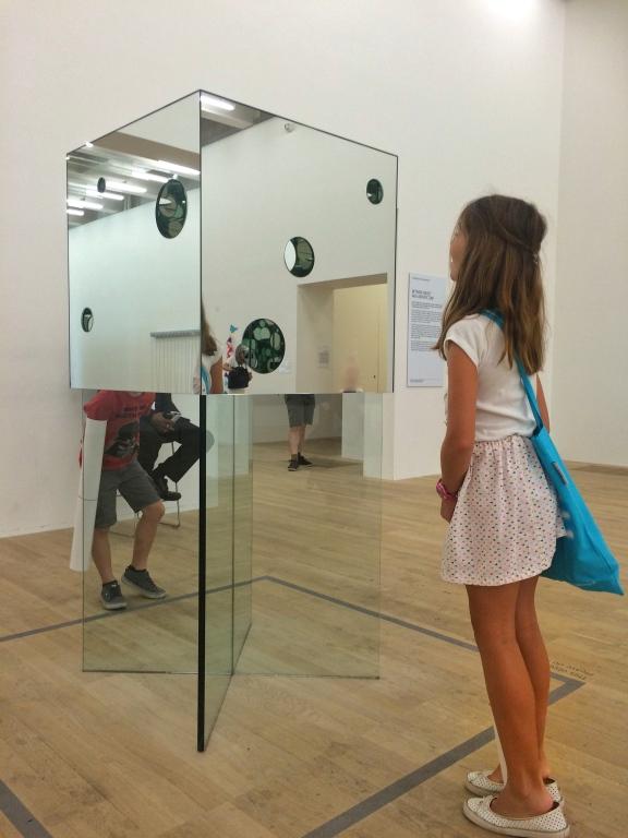 Yayoi Kusama, The Passing Winter, 2005, Tate Modern, London