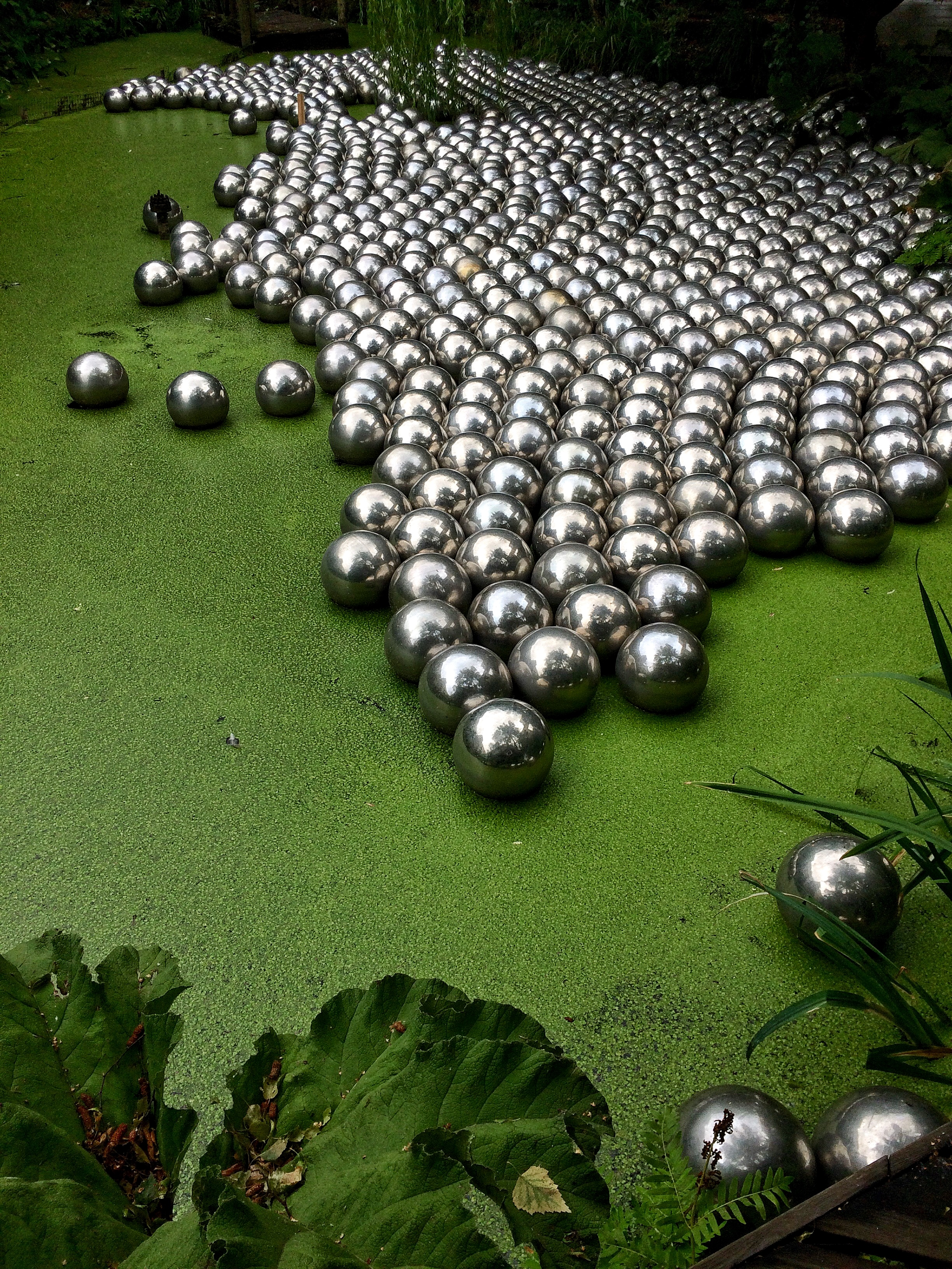 Kusama's World: Mirror, Mirror …To Infinity and Beyond