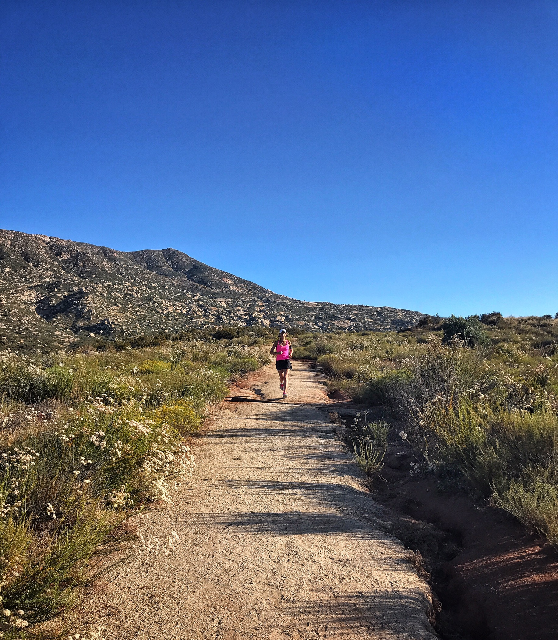 My Journey to Post-Marathon Retreat : The Gift of Exercise