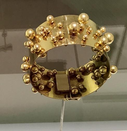 Pol Bury, Kinetic bracelet, 1940