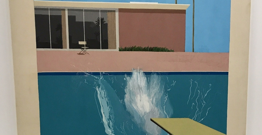 Love Life, David Hockney
