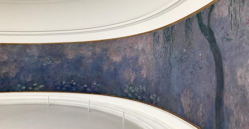 Monet's Eyes