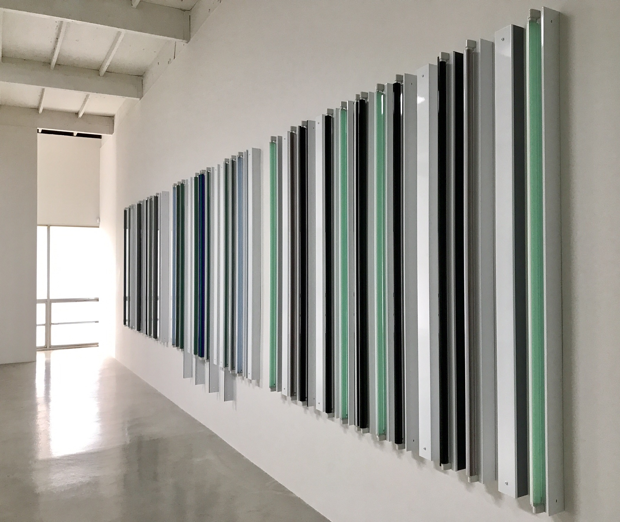 Light Drawings- Robert Irwin