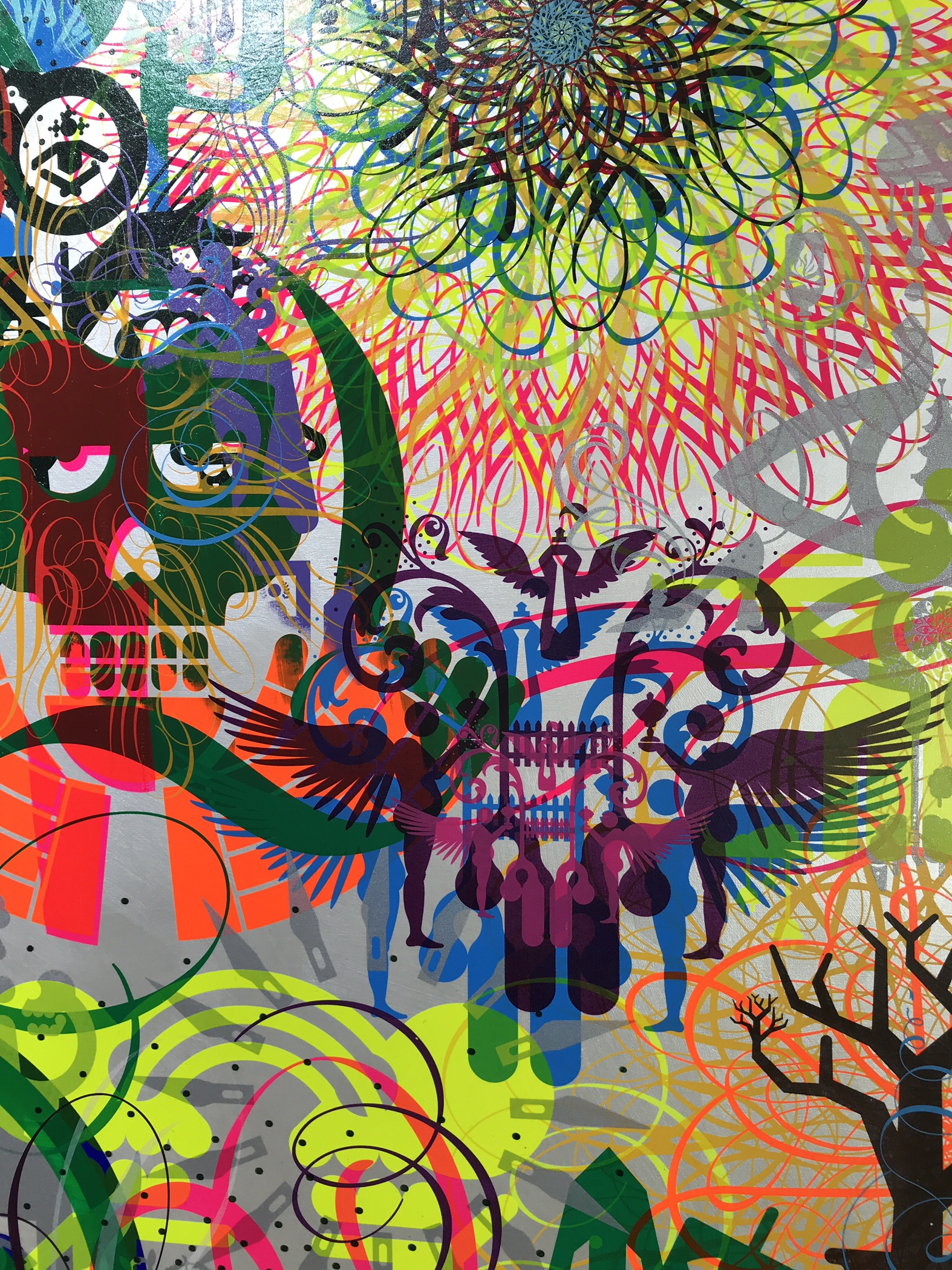 Ryan McGinness : Ocular Evidence