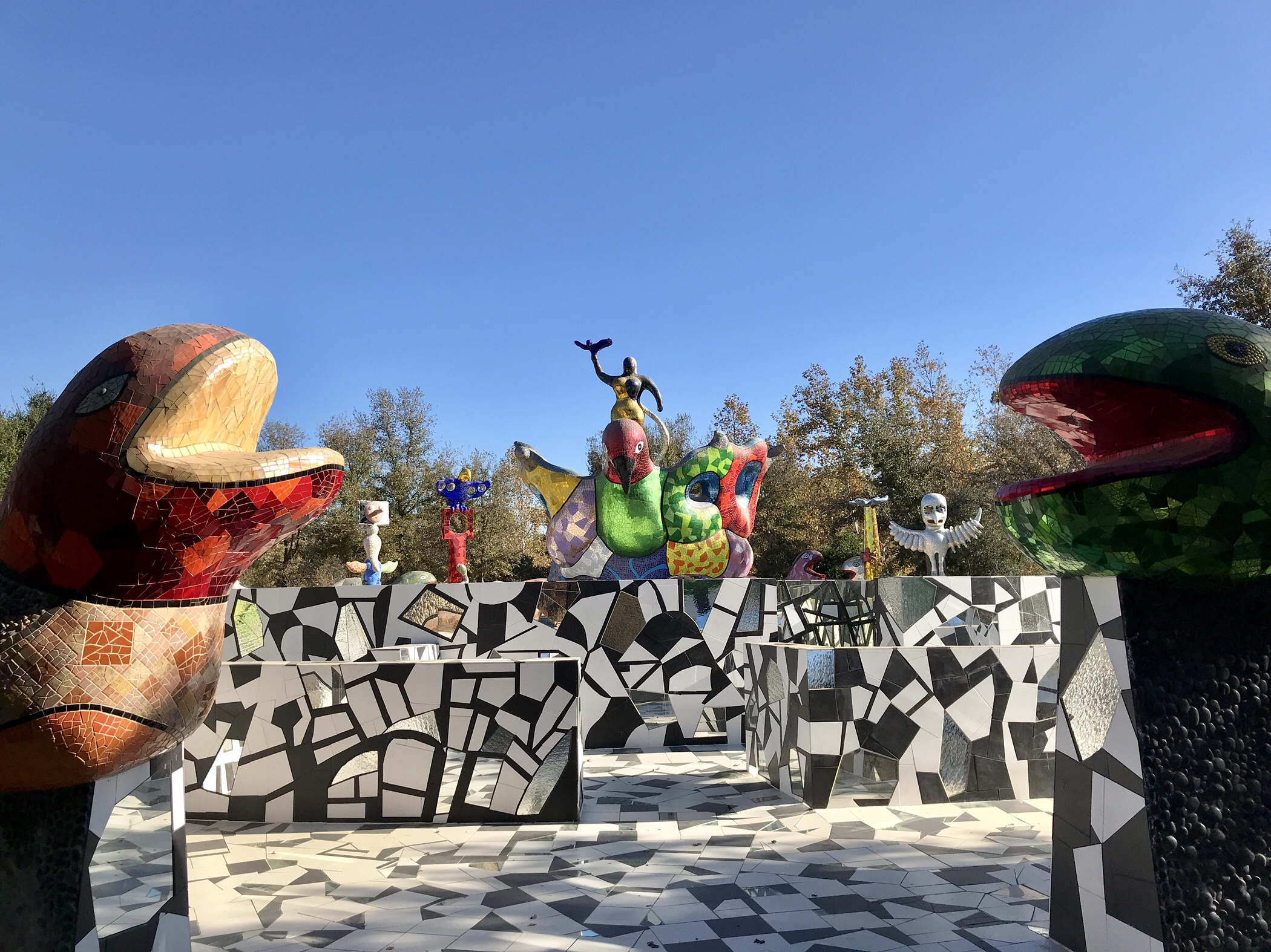 Niki de Saint Phalle: From France to San Diego, With Love